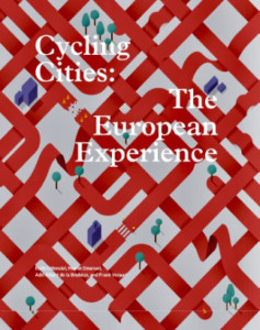 Cover book cycling cities