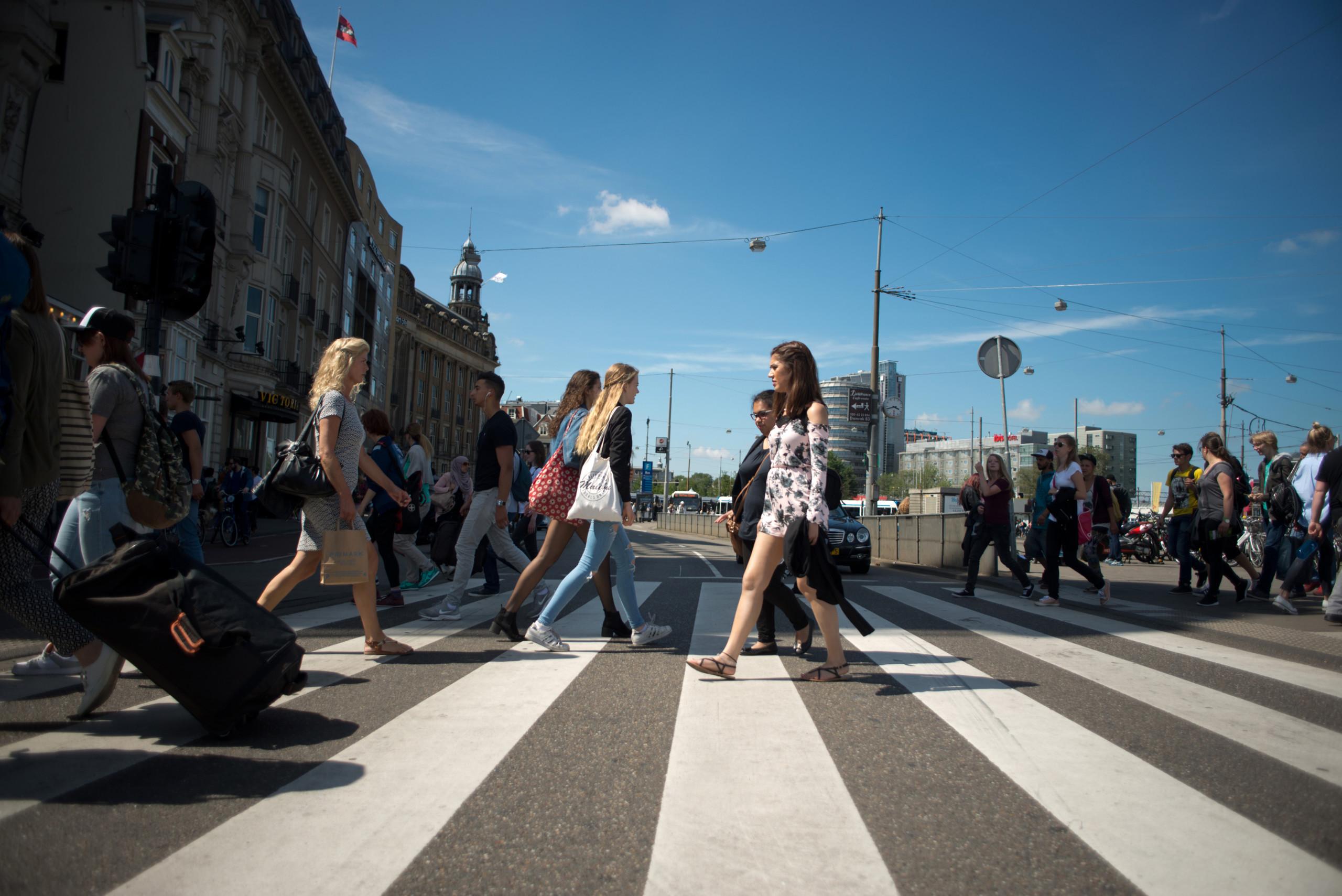 The Economics of Walking